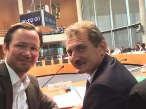 Ulrich_Hampel_Dirk_Wiese_Wirtschaftsausschuss