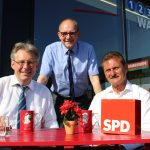 """""""Ulli hört zu..."""" mit Achim Post (MdB, Vorsitzender der NRW-Landesgruppe in der SPD-Bundestagsfraktion) und André Stinka (MdL, NRWSPD-Generalsekretär, Vorsitzender SPD-Unterbezirk Coesfeld)"""