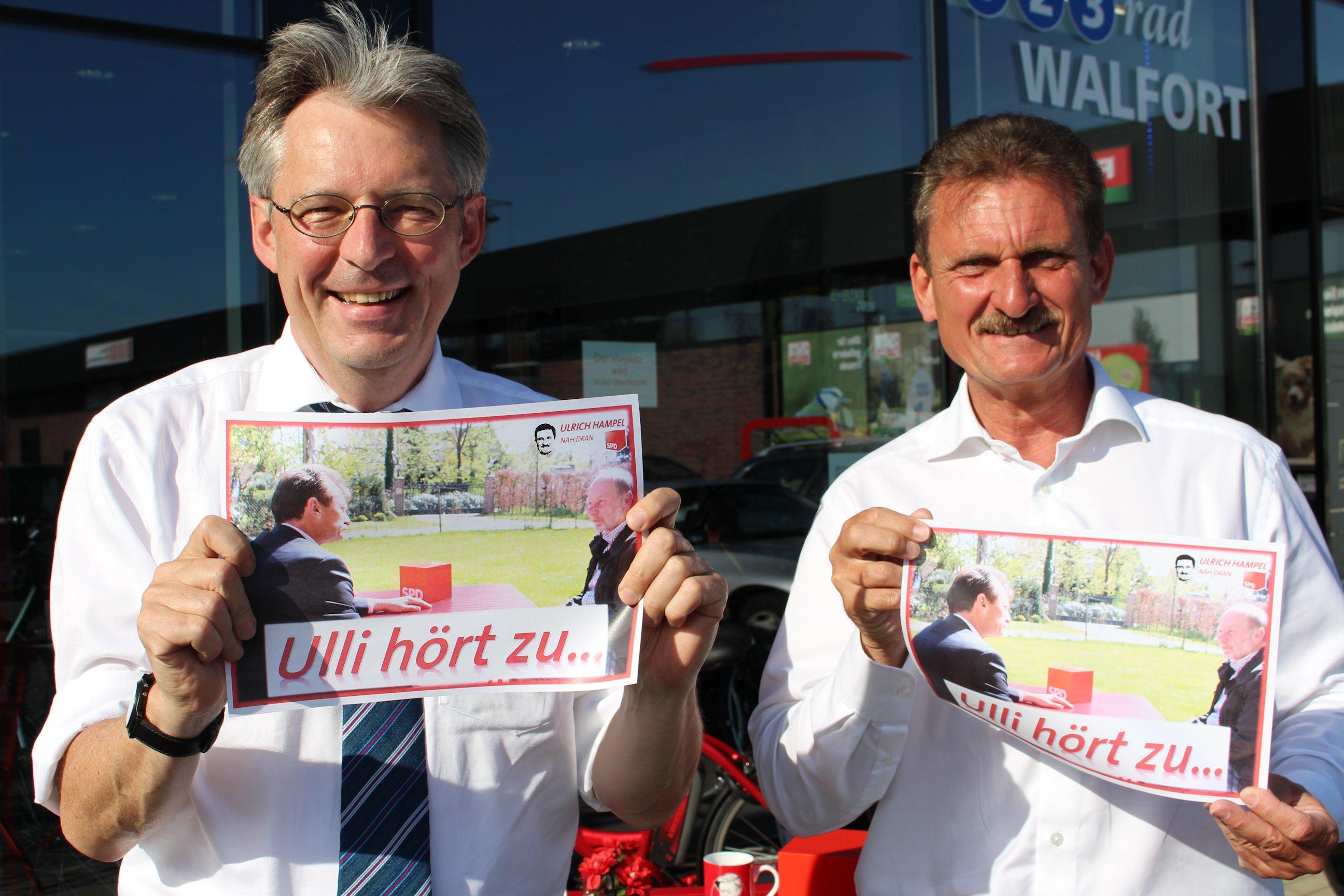 """""""Ulli hört zu..."""" mit Achim Post (MdB, Vorsitzender der NRW-Landesgruppe in der SPD-Bundestagsfraktion)"""
