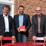 """""""Ulli hört zu..."""" mit Michael Hübner (MdL) und André Stinka (MdL, NRWSPD-Generalsekretär)"""