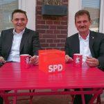 """""""Ulli hört zu..."""" mit Bürgermeister Dietmar Bergmann in Nordkirchen"""