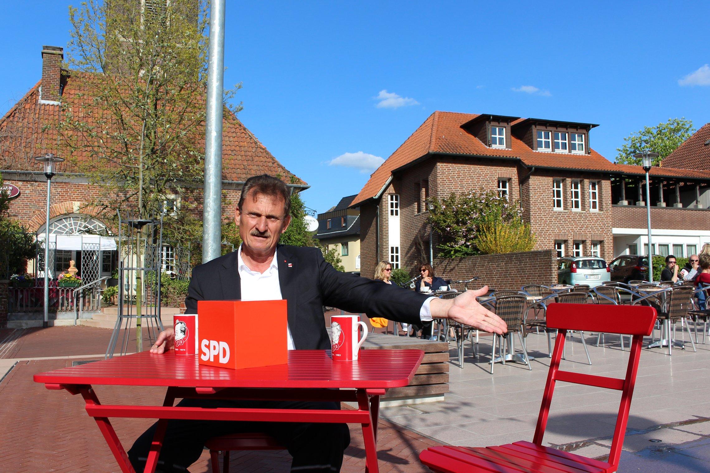 """""""Ulli hört zu..."""" in Nordkirchen"""