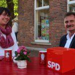 """""""Ulli hört zu..."""" mit Alexandra Rempe vom Buchladen """"Miss Marple's"""" in Nordkirchen"""