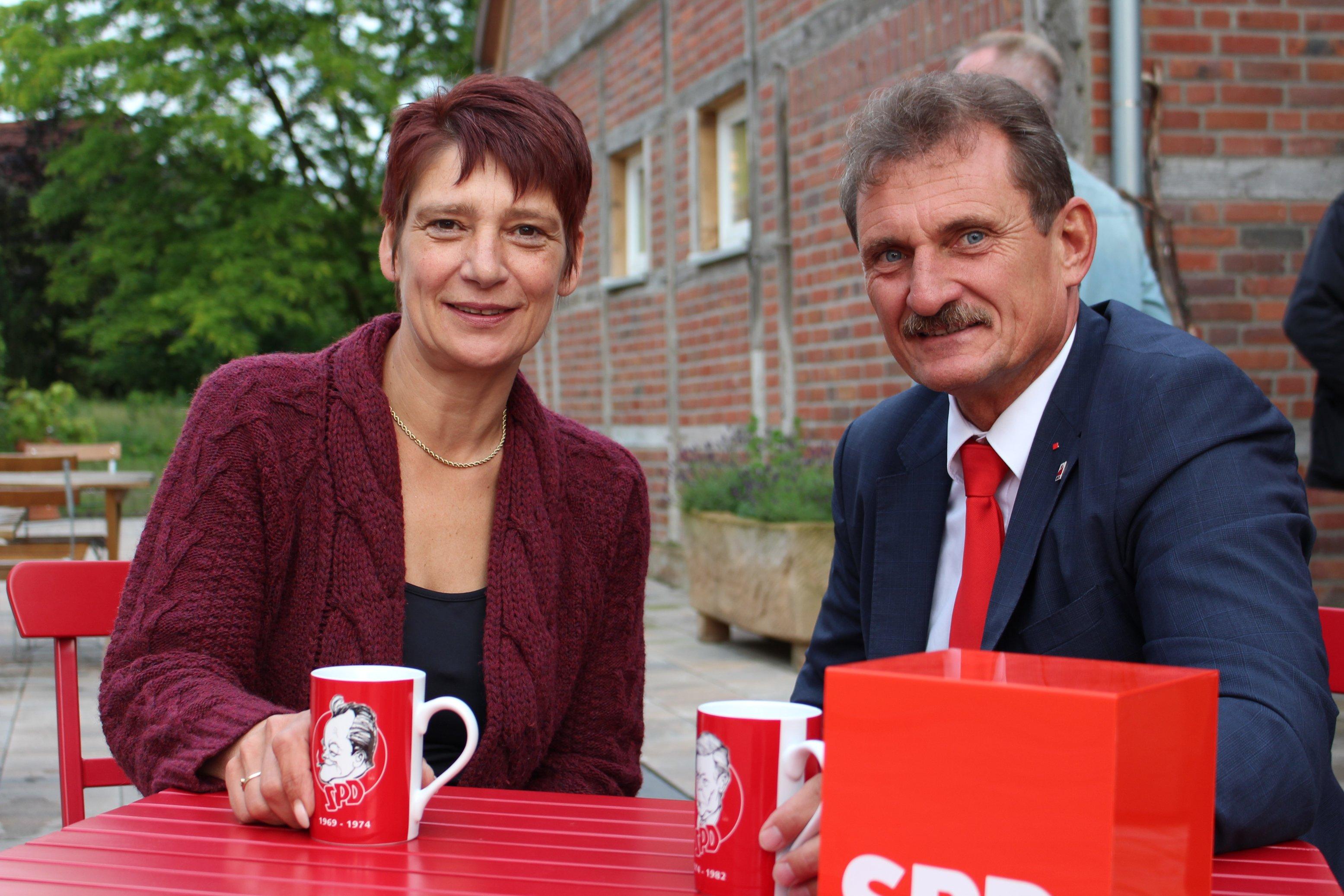 """""""Ulli hört zu..."""" mit Manuela Mahnke (Bürgermeisterin der Gemeinde Nottuln)"""